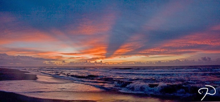 Cape Hatteras at Daybreak