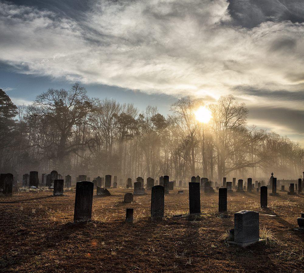 Bethany Church Cemetary/Sunrise