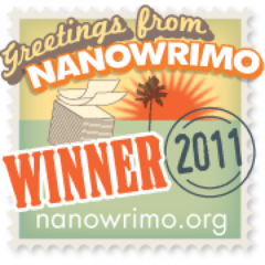 [NaNoWriMo 2011 Winner]